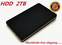 Wholesale External Hard Drive TB HDD Hard disk USB2 hdd Mobile Hard Disk Drive Hard Drive quot Portable