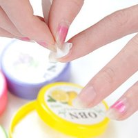 art flavor - Flower Flavor Wet Wipes Paper Towel Nail Art Polish Vanish Remover Pads K00073 CAD