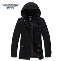 assault jacket mens - Jacket Men Fashion Brand Male Jackets Multi pocket Battlefield Assault Quality Coats Mens Jackets Windbreake YN L