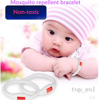 Wholesale 500pcs Mosball Mosquito Repeller Bracelet Eradication band Bugs Non toxic Outdoor Indoor Use for Children Adult Luminous Wristband TPA002