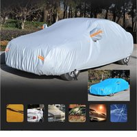 Wholesale Universal Car Covers Styling Indoor Outdoor Sunshade Heat Protection Waterproof Dustproof Anti UV Scratch Resistant for SUV SEDAN CAR