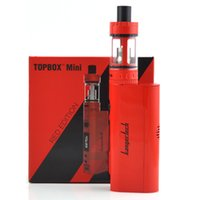 Wholesale 1pc ok Top quality Kangertech Topbox mini kit with toptank mini ml and kbox mini TC W VS nebox subvod topbox nano