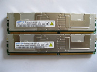 Wholesale Samsung server memory original DDR2 GB ECC FBD PC2 F MHz G RAM Lifetime warranty