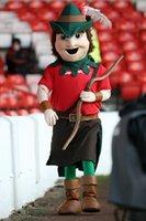 adult robin hood costume - OISK Robin Hood mascot costume custom Costumes Adult Character Costume Fancy Dress