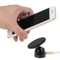 applied standards - Q I standard free rotation adjustable vehicular wireless charger apply to Apple phone color BLACK