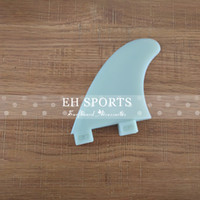 base surfboards - new coming surfboard fins surfboard SUP board plastic natural color fcs base size GX