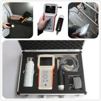 Wholesale DHL FEDEX handheld animal ultrasound scanner V1 ultrasonido animales handheld veterinary ultrasound machine USG