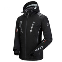 Wholesale Guarantee the authentic Pelliot ski jacket Men s water proof breathable thermal snowboard suit outcoat snow skiing jackets