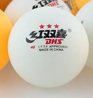 Wholesale Table tennis balls table tennis ball table tennis balls high quality for table tennis blade paddle racket