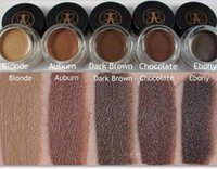 anastasia brow gel - special offer Hot Anastasia Dip Eye Brow Pomade Colors Creamy Eyebrow Gel G Genuine Quality Long lasting Fashion Eye Makeup