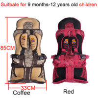 Wholesale Car Protection Kids Years Old Baby Car Seat Portable And Comfortable More Sizes And Colors Options Baby Safety Seat M51006