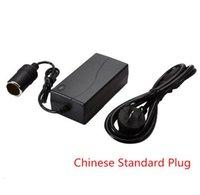Wholesale 5A W AC V for DC V Car Cigarette Lighter Power Converter Adapter Inverter Car to Home Use