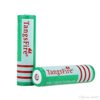 Wholesale TangsFire Rechargeable V Li ion Battery with PCB Protected Board Large Capacity mAh Battery Batteries