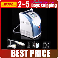 Wholesale IPL Laser Permanent Hair Removal E Light Skin Care Pigment Wrinkle Freckle Removal Anti aging Salon Beauty Machine