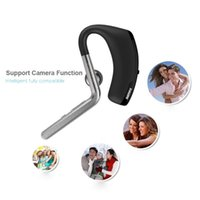 Wholesale Remax RB T5 Wireless Stereo Headset noise cancelling bluetooth headphones with microphone for iphone Android