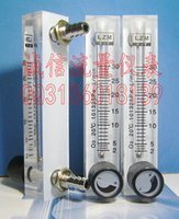 Wholesale Can be customized products LZM T O2 square bar adjustable small flowmeter L min panel type oxygen flowmeter
