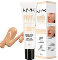best mineral waters - 2016 Latest NYX BB Cream beauty balm baume beaute brightens smoothes moisturizes oil free Mineral Enriched ml Colors Best quality