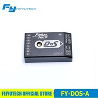 Wholesale feiyutech official store FY DOS autopilot for fixed wing drones helicopters multicopters entry level flight controller for beginners