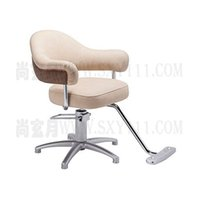 beauty salon styling chairs - Hairdressing chair salon styling chair high quality salon beauty chair hair cut chair barber chair nude leather salon chair