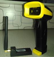 barcode scanner wireless - Wireless D Barcode Scanner QR Code Scanner Long Range Barcode Scanner