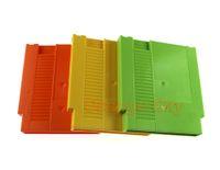 achat en gros de cartouche de jeu de cartes cas-Pour NES Hard Case Cartridge Shell Remplacement Pour Nintendo NES Game Card 72 60Pin À 72Pin Adaptateur