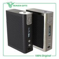 batteries construction - VGOD PRO150 BOX TC MOD Powered By Battery with AEROSPACE carbon fiber and stainless steel construction