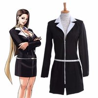 Avocat d'as Avis-<b>Ace Attorney</b> Mayoi Ayasato Maya Costume Cosplay Fey Adulte Femmes Bureau Lady Robe costume Taille personnalisée