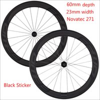 bicycle wheel stickers - FFWD F6R mm Carbon Wheelsets mm depth C Road Bike Wheels Novatec Hubs Colors Stickers Bicycle k Carbon Fiber Wheels