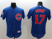 Wholesale 2016 new hot Chicago Cubs Bryant Banks Heyward Sosa Zobrist Schwarber santo Rizzo Arrieta MLB baseball jersey