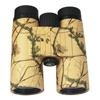Wholesale New Fully Multi coated Camouflage x42 Waterproof Binoculars For Hunting Birding W2195M