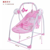 Wholesale 2016 multifunctional vibration baby musical rocking chair bouncer swing rocker electronic baby chair Rocking Chairs