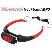 Cheap 2 8GB Audio Headphone Best For Mobile Phone HiFi Swimming Speakers