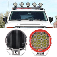 Wholesale Universal Car LED Work Light Inch W Round CREE Spot Beam Offroad Truck Driving Lamp Headlight CLT_40S