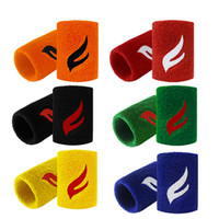 Wholesale FANGCAN High Quality Terry Cloth Breathable Sweatband Unisex Sweat absorption Basketball Tennis Badminton Running Sports Support
