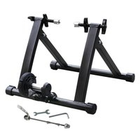 Wholesale Light Portable Indoor Exercise Workout Bicycle Trainer Magnetic Stand Resistance