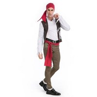 best plus size halloween costumes - Best Seller Plus Size Sexy Men Costumes Pirate Costume Sexy Pirate Halloween Costumes Deguisement Adultes CE302