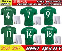 Wholesale Thailand high quality Mexican national team soccer jerseys