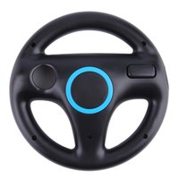 Wholesale Game Racing Steering Wheel for Nintendo Wii Kart Remote Controller