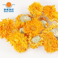 Wholesale 50g Chinese herb tea organic dried Calendula officinalis tea Marigold tea