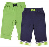 Wholesale Most New Style Pieces Baby Pants M Cotton Lovely Athletic Feature Para Bebe Trousers Spring Summer Baby Clothing