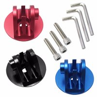 Wholesale Universal GoPro Aluminum Alloy Bicycle Headset Tripod Mount Adapter Screw Kit For Go Pro Camera S SJCAM