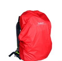 Wholesale New arrival Outdoor sports bag mountaineering bag backpack rain cover dust cover waterproof cover waterproof jacket pockets