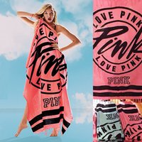 Wholesale Pink Beach Towel Fashion High Quality Bath Towels Cotton Swimming Towel Travel blanket Bath Towel x115cm Toalla Playa