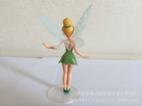 tinkerbell - 1 PVC Figure Toy Tinkerbell Fairy Adorable Figures set Action Figures High Quality