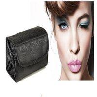 Wholesale 2016 Fashion arrival cosmetic bag Multi function fashion women makeup bag hanging toiletries travel kit jewelry organizer A0254