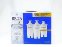 advanced pack - 3 Pack Brita Advanced Replacement Water Filter for Brita Infinity Smart Pitcher Replace every Gallons New