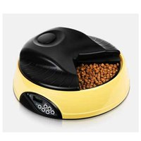 Wholesale Pet Cat Dog Automatic Food Dish Bowl Feeder Pet Bowl Meal Pet Feeder ml Per Meal ml at Total