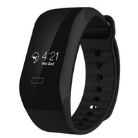Wholesale 5 colors Smart Wristband Bluetooth Activity Bracelet Intelligent Sports Smart Watch Sleep Track Caller For Android and iOS