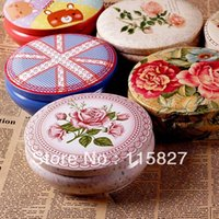 alps paintings - popular painting series Tin Storage box Collection Box Jewellery case Incense Box Hot New