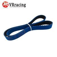 Wholesale PQY RACING Racing Timing Belt FOR B18C Integra GSR Type R BLUE HNBR PQY TB1003B
